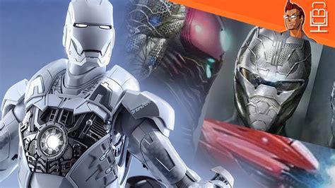 mcu superior iron man suit leaked youtube