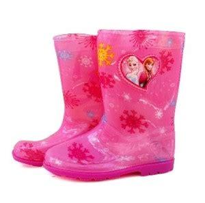 Sepatu Anak Perempuan Led Hello Boot Pink Kecil sepatu boot anak karakter toko bunda