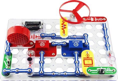 electric circuit kit snap circuits jr sc 100 kit free shipping ebay