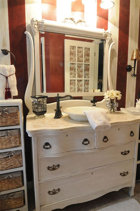 dressers made into sinks antique dresser made into a bathroom sink for the home
