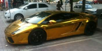 the gallery for gt lamborghini gallardo gold