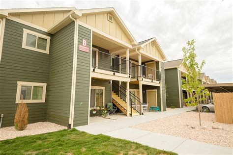 Cheyenne Housing by Fox Farm Townhomes Income Based Cheyenne Wy