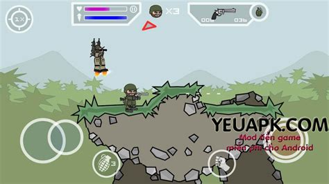 doodle army android room doodle army 2 mini militia mod cho android