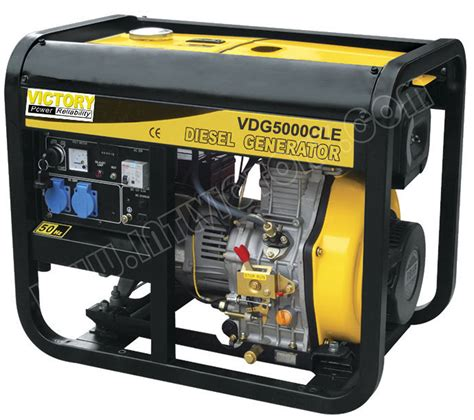 Power Lifier Made In China china 2kva 12kva diesel portable power generator with ce