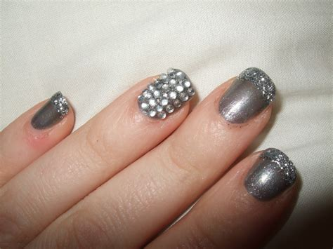 New Years Nail Designs
