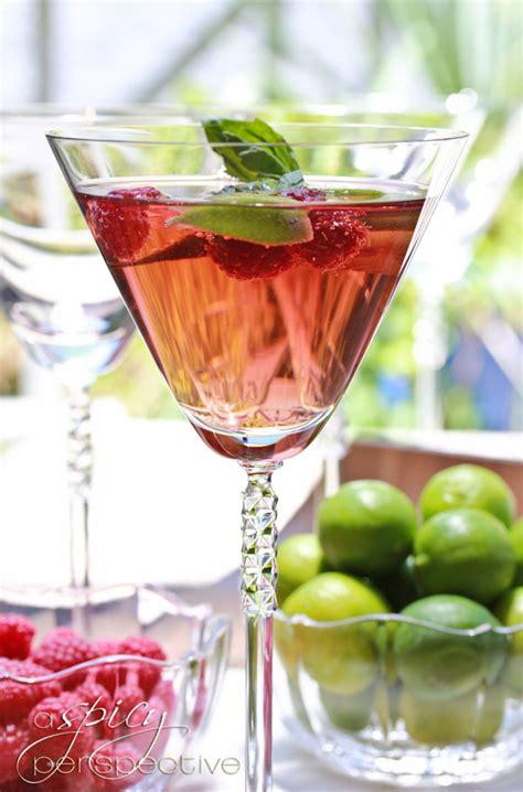 raspberry mojito recipe raspberry mojito punch