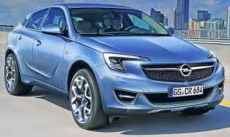 Opel Suv 2015 Opel Neuheiten Calibra Junior Astra Limousine Und Suv