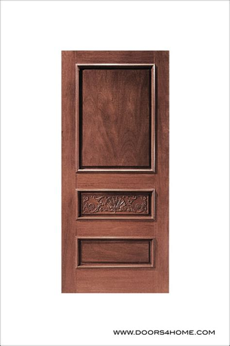 carved and mansion entry doors model 1 tropical