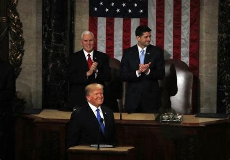 watch live donald trump to lay out his vision for america watch live trump delivers first state of the union