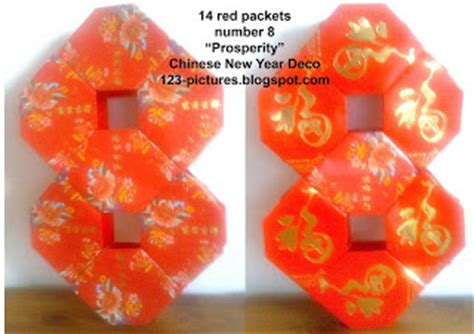 new year decorations with packets packet lanterns how to make lanterns