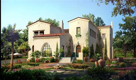 spanish villa style homes spanish villa s rich interiors dramatic exteriors
