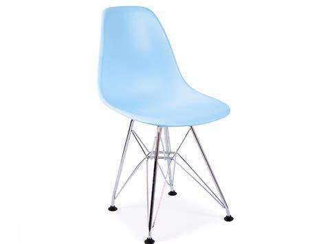 chaise enfant eames chaise enfant eames dsr bleu