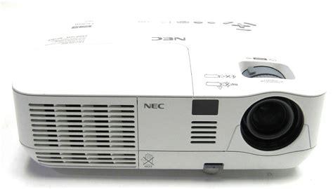 Projector Nec V300x Nec V300x Hdmi Dlp Projector 1024x768 Resolution 4 3