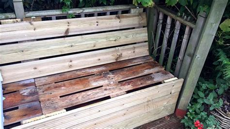 pallet outdoor sectional diy upcycled pallet sectional sofa 101 pallet ideas