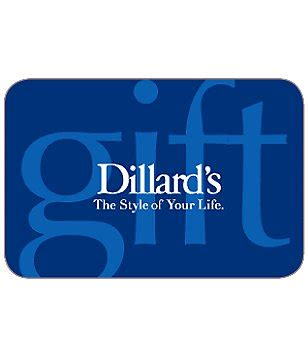 Dillards Gift Card Online - dillard 180 s egift card dillards
