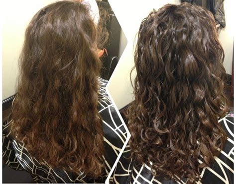 is deva cut hair uneven in back curlsbycass com before after my training includes the