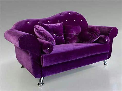 purple color sofa case e arredamento on pinterest skull chair purple