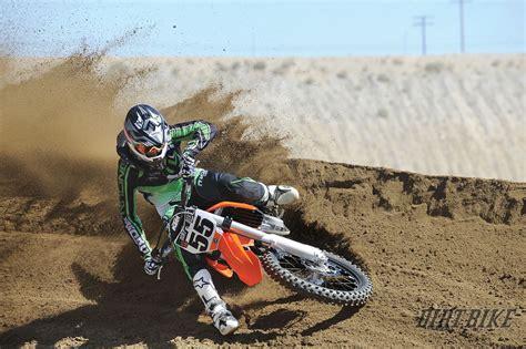 Ktm Dirt Bikes 450 Dirt Bike Magazine 2016 Ktm 450sx Test