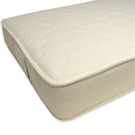 Organic Cotton Futon Mattress by Organic Cotton 2 In 1 Ultra Mattress By Naturepedic