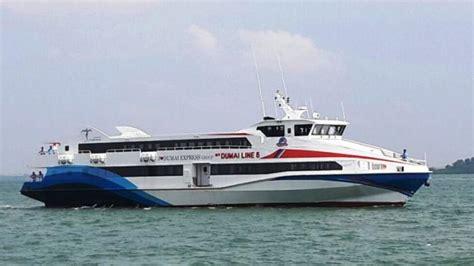 ferry ke batam jadwal keberangkatan semua ferry di pelabuhan sekupang