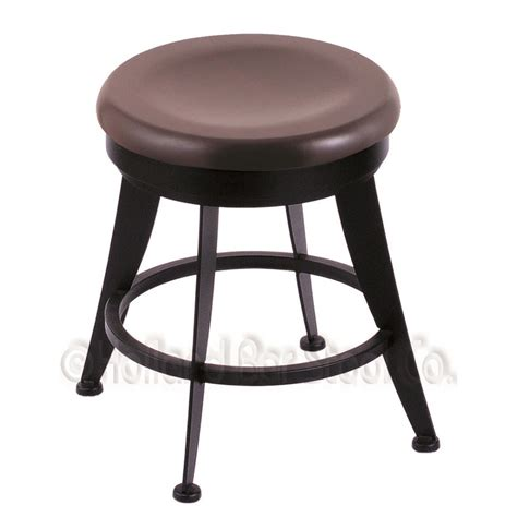 18 High Stool by Bar Stool 18 Inch Laser Swivel Vanity Stool With