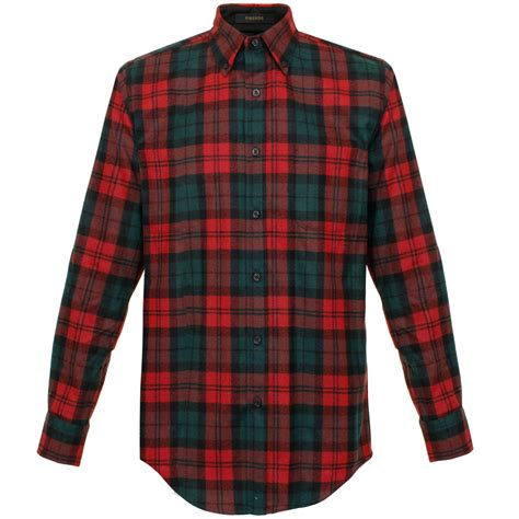 pendleton shirts fireside check wool shirt