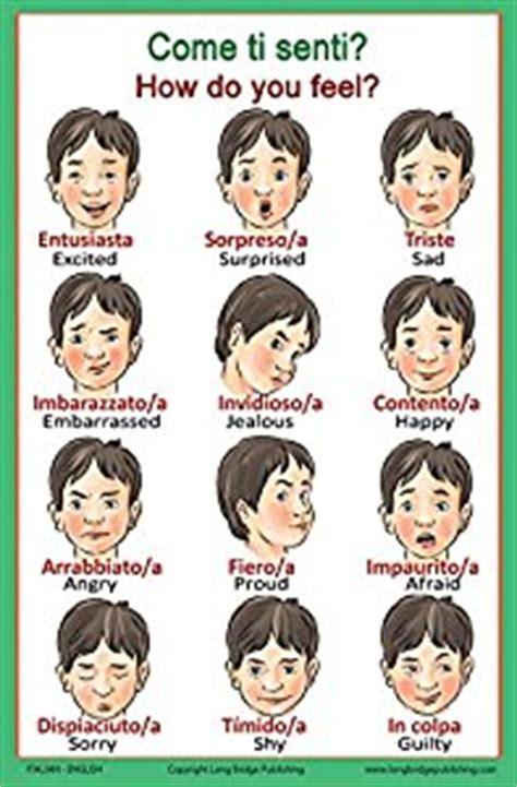 english bunghole how do you feel today amazon com italian language school poster italian words