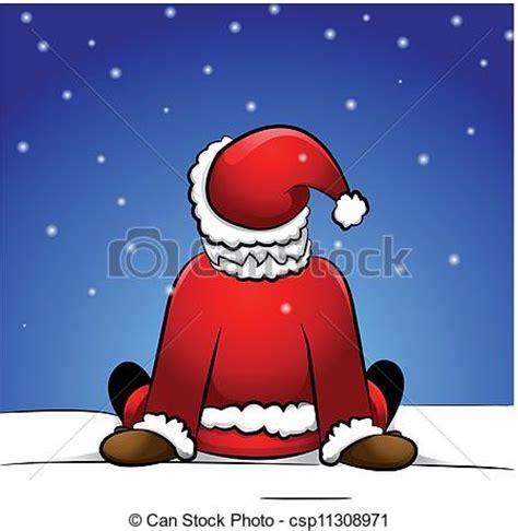 imagenes de santa claus sentado ilustraciones vectoriales de claus nieve santa sentado