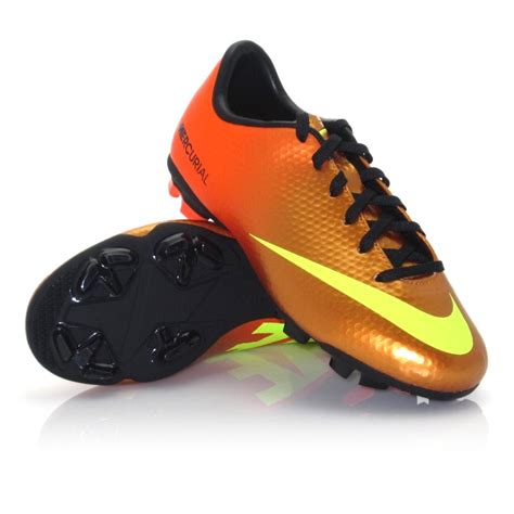 nike football shoes for nike mercurial victory iv fg junior football boots
