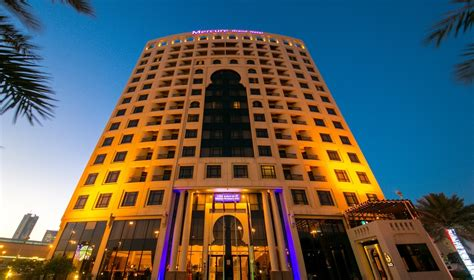 hotel bahrain mercure grand hotel seef bahrain official website