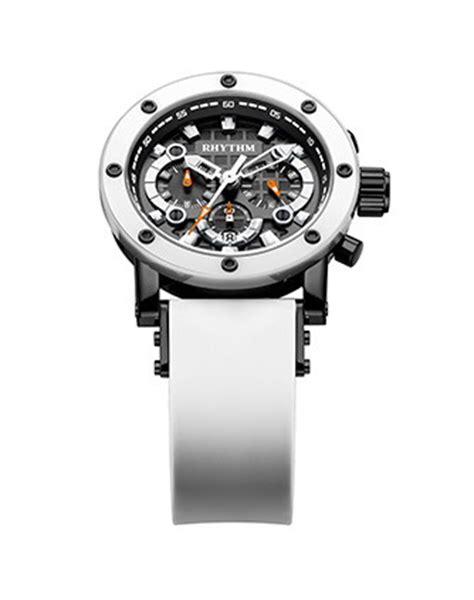 Rhythm I1203s02 rhythm global timepiece