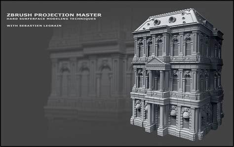 zbrush tutorial architectural techniques video tutorial project master techniques with sebastien