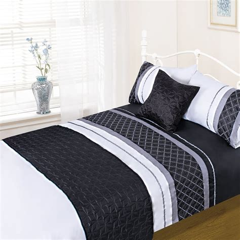 Tj Hughes Bedding Sets Retro Black Complete Bedding Set Tj Hughes