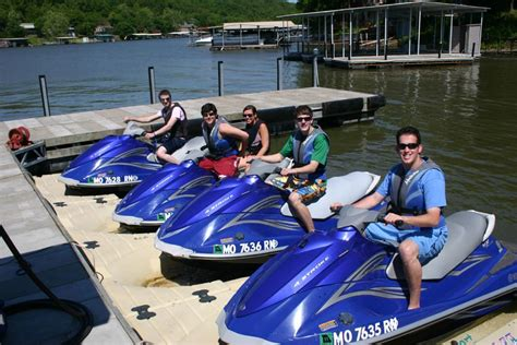 overnight boat rental lake of the ozarks lake of the ozarks waverunners adventure boat rentals