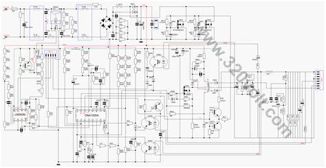 Power Lifier 300 Watt delta 300 watt power supply schematic get free image