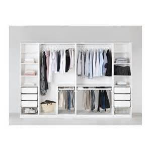 organisation de dressing ikea penderie pax and placard on