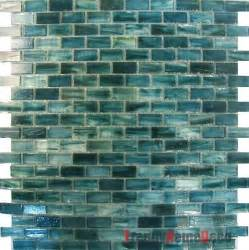 teal tile backsplash sle blue recycle glass mosaic tile backsplash kitchen