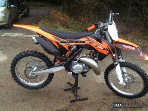 2011 Ktm 150xc 2011 Ktm 150 Sx Moto Zombdrive