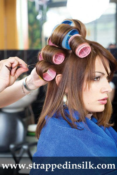 demaled sissies in dresses and hair curlers 17 best images about curlers on pinterest curls sats