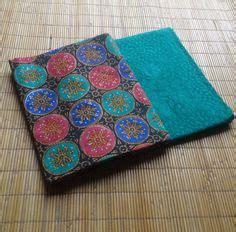 Batik Hokokai Dan Embos batik soganan colet 100 asli cap kain batik cap