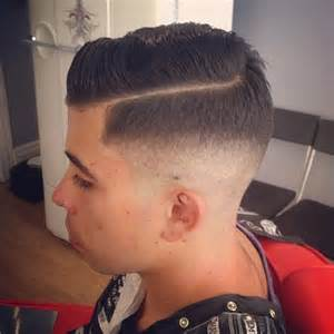 skin fade comb hairstyle what is a combover haircut male models picture