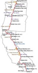 sparky s 2012 pacific crest trail adventure pct facts
