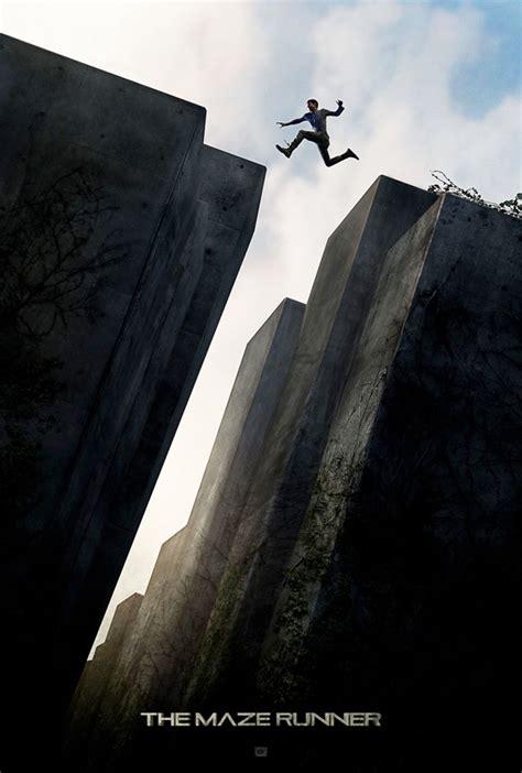maze runner film poster promising new trailer for the maze runner plus 10 new