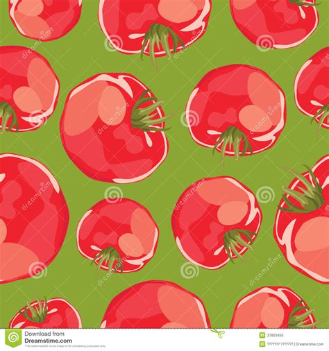 gift paper pattern vector free abstract vector seamless background of tomatoes royalty