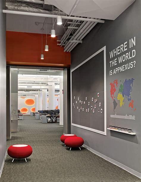 interior design net appnexus innovative headquarters in new york city eoffice coworking office design
