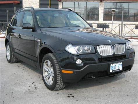2008 Bmw X3 Review by Test Drive 2008 Bmw X3 3 0si Autos Ca