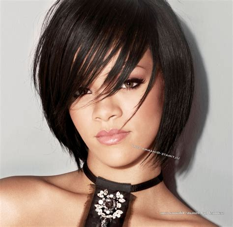 rihanna images of front and back short hair styles rihanna short hairstyles fade haircut