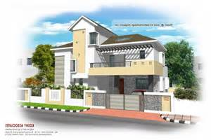chennai modern house plan with front elevation front elevation of house photos in chennai