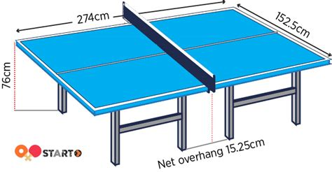 ping pong table width ping pong table length and width brokeasshome com