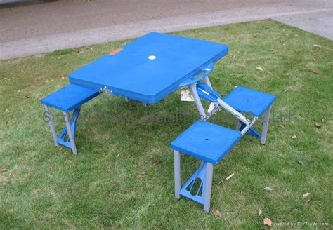 Plastic Folding Picnic Table Abs Plastic Folding Picnic Table Sh1 2 Shows China Manufacturer Products